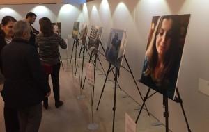 Utställningen bestod av fotografier från ett tjugotal länder i Europa.