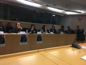 colombiakonferens panelen